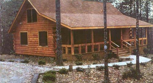 Caba as ayuta - Cabanas de madera los pinos ...